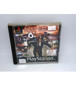 The Last Report sur Playstation 1