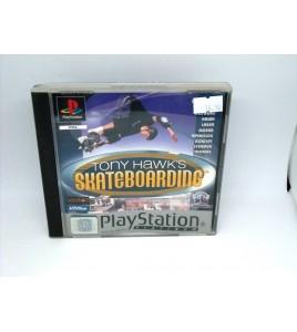 Tony Hawk's Skateboarding Platinum sur Playstation 1