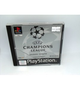 UEFA CHAMPIONS LEAGUE sur Playstation 1