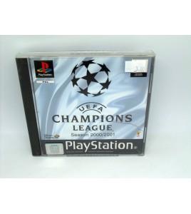 UEFA Champions League Saison 2000 / 2001 sur Playstation 1