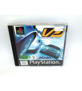 Vanishing Point sur Playstation 1