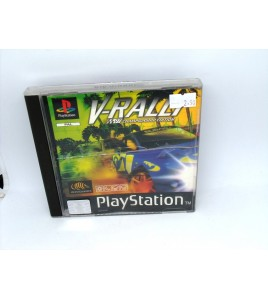 V-Rally sur Playstation 1