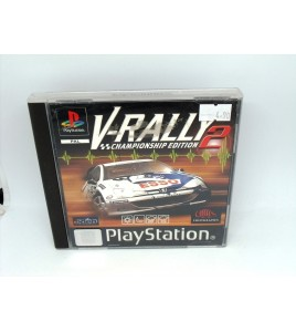 V-Rally 2 sur Playstation 1