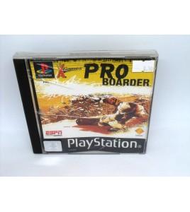 XGames Pro Boarder sur Playstation 1
