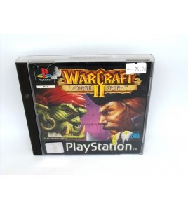 Warcraft II sur Playstation 1