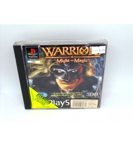 Warriors of Might & Magic sur Playstation 1