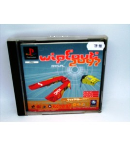 Wipeout 2097 sur Playstation 1