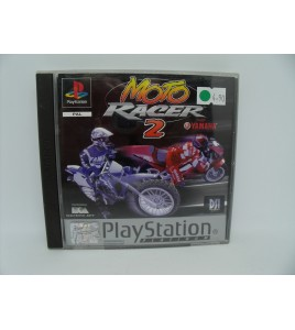Moto Racer 2 Platinum sur Playstation 1