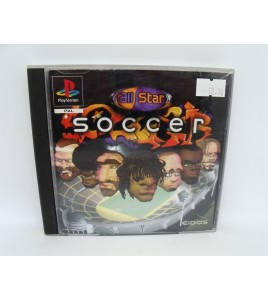 All Star Soccer sur Playstation 1