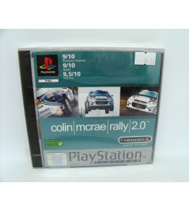 Colin Mcrae Rally 2.0 Platinum Neuf sur Playstation 1