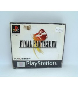 Final Fantasy VIII sur Playstation 1