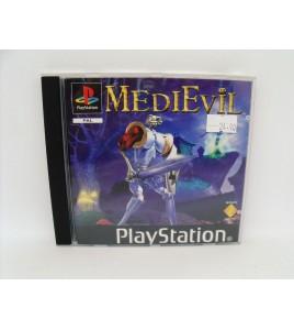 Medievil sur Playstation 1
