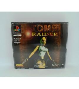 Tomb Raider sur Playstation 1