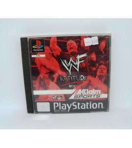 WWF Attitude sur Playstation 1