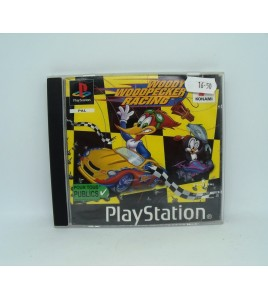 Woody Woodpecker Racing sur Playstation 1