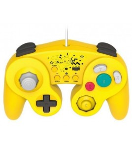 Manette Pokemon Pikachu pour WII U