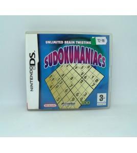 Sudokumaniacs sur Nintendo DS
