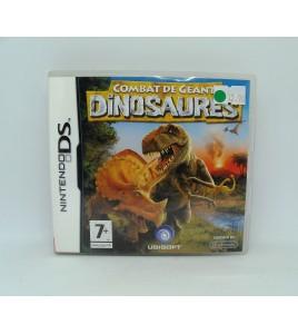 Combat de Geants Dinosaures sur Nintendo DS