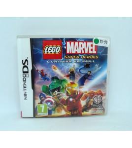 Lego Marvel Super Heroes sur Nintendo DS