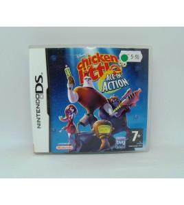 Chicken Little Ace in Action sur Nintendo DS