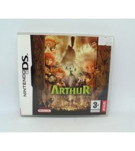 Arthur et Les Mimoys sur Nintendo DS