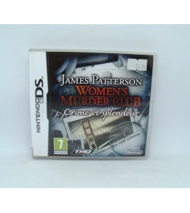 James Patterson Women's Club sur Nintendo DS