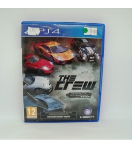 The Crew sur PS4 (Playstation 4)