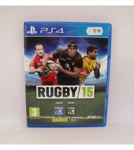 Rugby 15 sur PS4 (Playstation 4)