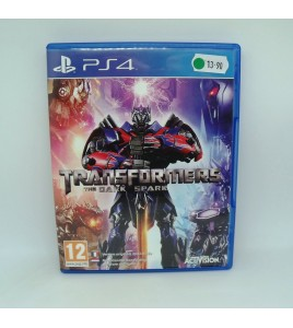 Transformers The Dark Spark sur PS4 (Playstation 4)