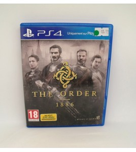 The Order 1886 sur PS4 (Playstation 4)