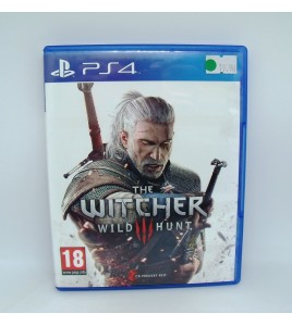 The Witcher 3 Wild Hunt sur PS4 (Playstation 4)