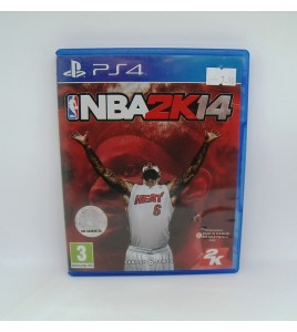 NBA 2K14 sur PS4 (Playstation 4)