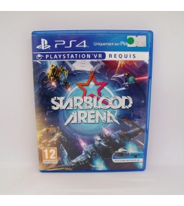 Star Blood Arena sur PS4 (Playstation 4)