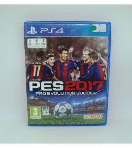 Pro Evolution Soccer 2017 sur PS4 (Playstation 4)