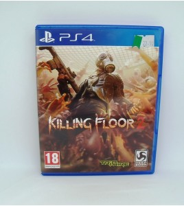 Killing Floor 2 sur PS4 (Playstation 4)
