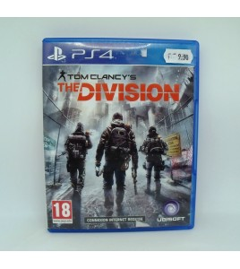 Tom Clancy's The Division sur PS4 (Playstation 4)