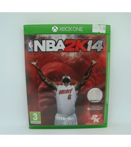 NBA 2K 14 sur Xbox One