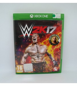 WWE 2K17 sur Xbox One