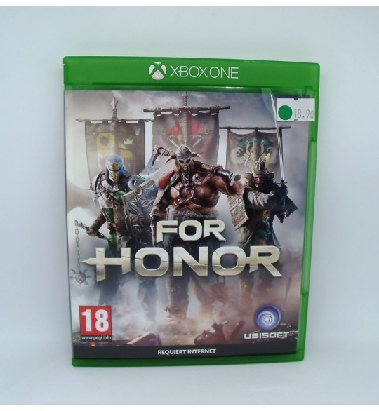 For Honor sur Xbox One
