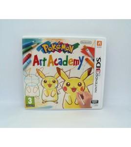 Pokemon Art Academy sur Nintendo DS