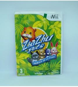 ZhuZhu Pets Animaux de La Foret sur Nintendo Wii