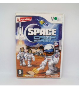 Space Camp En Route vers La Lune sur Nintendo Wii