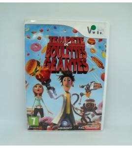 Tempete de Boulettes Geantes sur Nintendo Wii