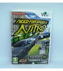 Need for Speed Nitro sur Nintendo Wii