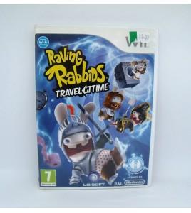 Raving Rabbids Travel in Time sur Nintendo Wii