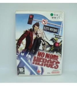 No More Heroes sur Nintendo Wii