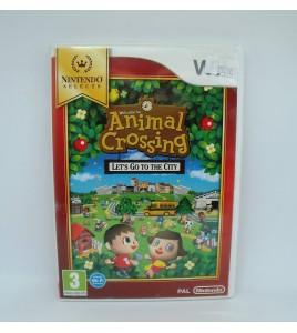 Animal Crossing A Nous La Belle Ville Nintendo Select Sur  Wii