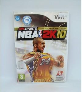 NBA 2K10 sur Nintendo Wii