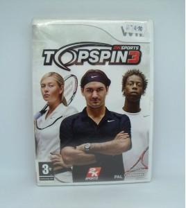 Top Spin 3 sur Nintendo Wii