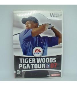 Tiger Woods PGA Tour 07 sur Nintendo Wii